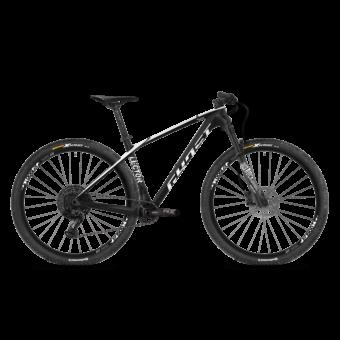Ghost Lector 3.9 LC U Férfi MTB kerékpár Night Black / Star White 2019