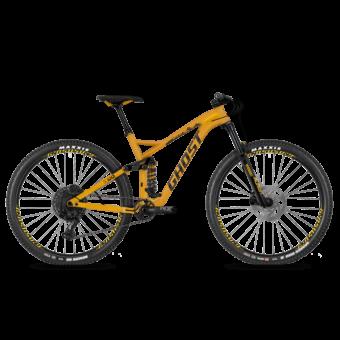 Ghost SL AMR 4.9 AL U Férfi Összteleszkópos MTB kerékpár 2019