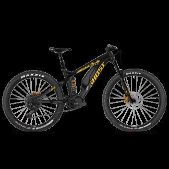 Ghost Hybride SL AMR S3.7+ AL Férfi Elektromos Összteleszkópos MTB Kerékpár 2019