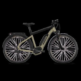 Ghost Hybride Square Trekking B5.8 AL U 2019 Elektromos Cross/ Trekking/ Városi-City kerékpár