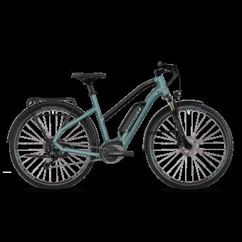 Ghost Hybride Square Trekking B1.8 AL W 2019 Női Elektromos Cross/ Trekking/ Városi-City kerékpár