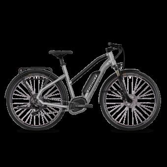 Ghost Hybride Square Trekking B2.8 AL W 2019 Női Elektromos Cross/ Trekking/ Városi-City kerékpár