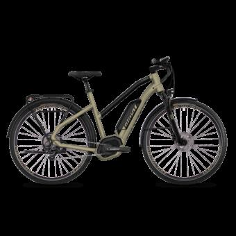Ghost Hybride Square Trekking B5.8 AL W 2019 Női Elektromos Cross/ Trekking/ Városi-City kerékpár