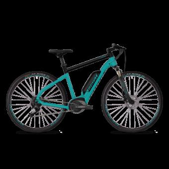 Ghost Hybride Square Cross B1.8 AL W 2019 Elektromos Cross/ Trekking/ Városi-City kerékpár