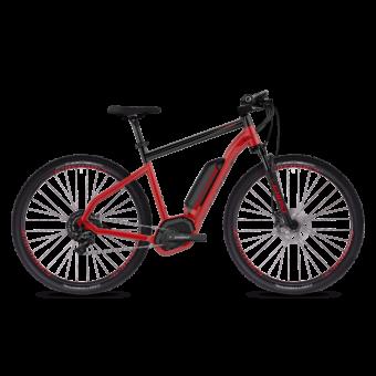 Ghost Hybride Square Cross B4.9 AL U 2019 Elektromos Cross/ Trekking/ Városi-City kerékpár