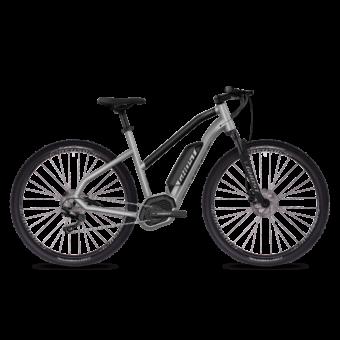 Ghost Hybride Square Cross B2.9 AL W 2019 Női Elektromos Cross/ Trekking/ Városi-City kerékpár