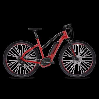 Ghost Hybride Square Cross B4.9 AL W 2019 Női Elektromos Cross/ Trekking/ Városi-City kerékpár