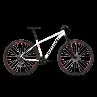 Ghost Kato 3.9 AL Férfi MTB kerékpár 2019 - Star White Night Black Fiery Red