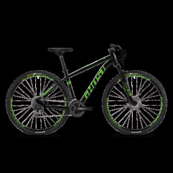 Ghost Kato 4.9 AL U Férfi MTB kerékpár 2019 - Night Black Riot Green