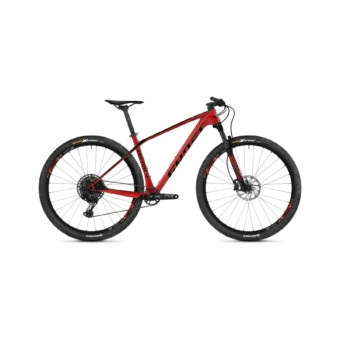 Ghost Lector 3.9 LC U Férfi MTB kerékpár Riot Red / Jet Black  2019