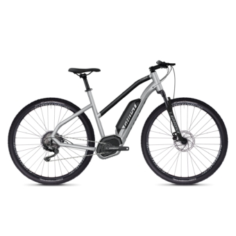 Ghost Hybride Square Cross B2.9 AL W Női Elektromos Cross Trekking kerékpár - 2020 - E-BIKE