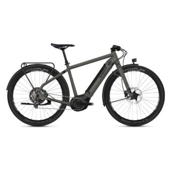 Ghost Hybride Square Travel B4.7+ AL U Férfi Elektromos Trekking kerékpár - 2020 - E-BIKE