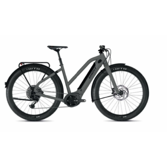 Ghost Hybride Square Travel B4.7+ AL W Női Elektromos Trekking kerékpár - 2020 - E-BIKE