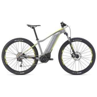 Giant Fathom E+ 3 29er Férfi Elektromos MTB kerékpár 2019 - Grey/Neon yellow