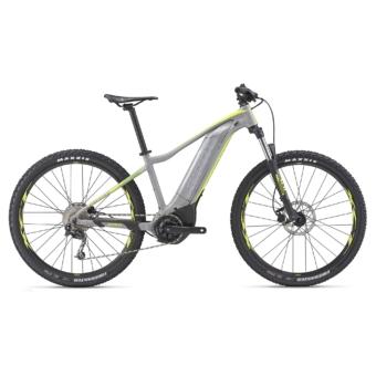 Giant Fathom E+ 3 27,5 Férfi Elektromos MTB kerékpár 2019 - Grey/Neon yellow