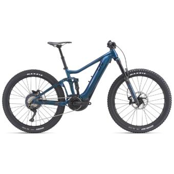 Liv Intrigue E+ 1 PRO Női Elektromos Összteleszkópos MTB kerékpár 2019