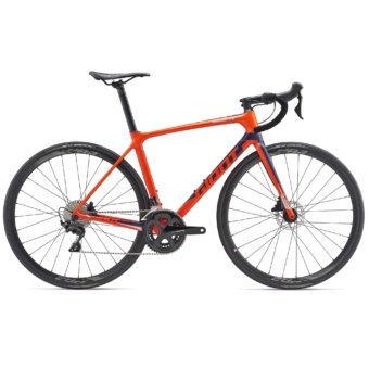 Giant TCR Advanced 2 Disc 2019 Országúti kerékpár