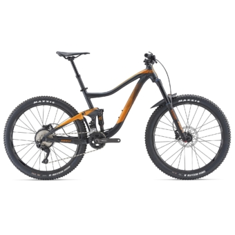 """Giant Trance 3 GE 2019 Összteleszkópos 27.5"""" kerékpár"""