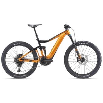 Giant Trance E+ 1 Férfi Elektromos Összteleszkópos MTB kerékpár 2019