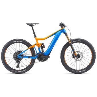 Giant Trance SX E+ 0 Pro Férfi Elektromos Összteleszkópos MTB kerékpár 2019