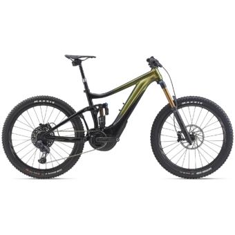 Giant Reign E+ 0 Pro Férfi Elektromos Összteleszkópos MTB kerékpár - 2020