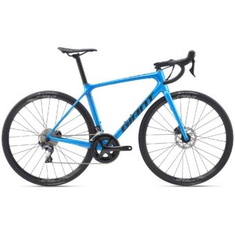 Giant TCR Advanced 1 Disc Pro Compact Férfi országúti kerékpár - 2020