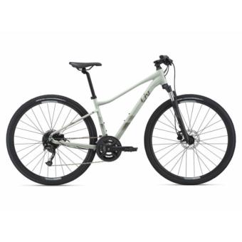 Giant Liv Rove 2 DD 2021 Női cross trekking kerékpár