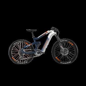 Haibike XDURO AllMtn 5.0 Férfi Elektromos Összteleszkópos MTB Kerékpár 2020