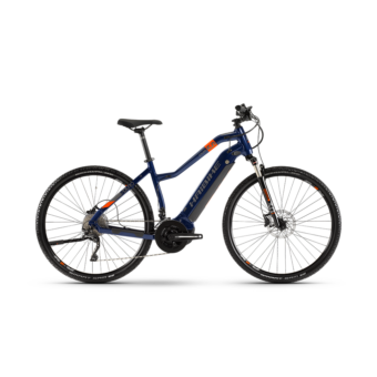 Haibike SDURO Cross 5.0 Női Elektromos Trekking Kerékpár 2020