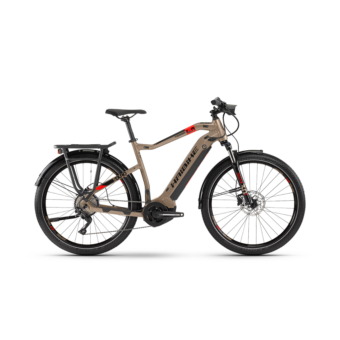 Haibike SDURO Trekking 4.0 ePower elektromos Férfi kerékpár, 2020