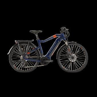 Haibike SDURO Trekking 5.0 Férfi Elektromos Trekking Kerékpár 2020