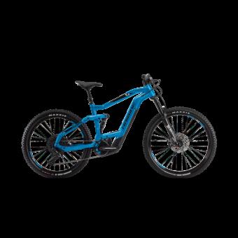 Haibike XDURO AllMtn 3.0 Férfi Elektromos Összteleszkópos MTB Kerékpár 2020
