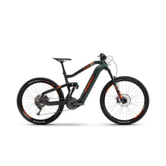 Haibike XDURO AllMtn 8.0 Férfi Elektromos Összteleszkópos MTB Kerékpár 2020