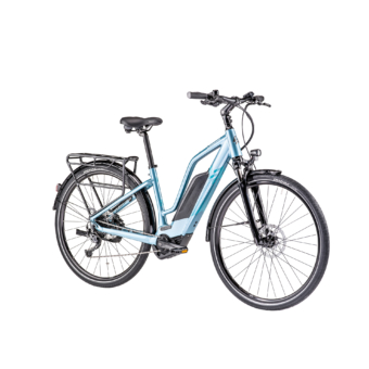 """Lapierre Overvolt Trekking 600 W Bosch 400 Wh elektromos (pedelec) 2019-es kerékpár - e-bike 28"""" 2019-es kerékpár"""