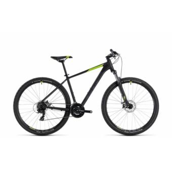 """CUBE AIM BLACK´N´GREEN 2018 29"""" MTB Kerékpár"""