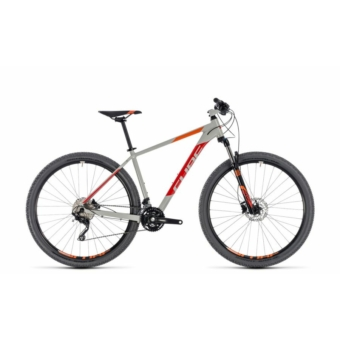 """CUBE ATTENTION GREY´N´RED 2018 27,5"""" és 29"""" MTB Kerékpár"""