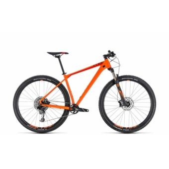"CUBE REACTION RACE ORANGE´N´RED 2018 27,5"" és 29"" MTB Kerékpár"