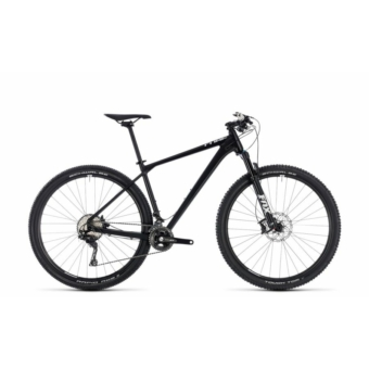 CUBE REACTION SL BLACK´N´WHITE 2018  29 Férfi MTB Kerékpár