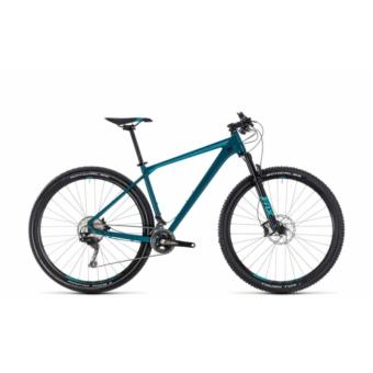 """CUBE REACTION SL DARKBLUE´N´MINT 2018 27,5"""" és 29"""" MTB Kerékpár"""