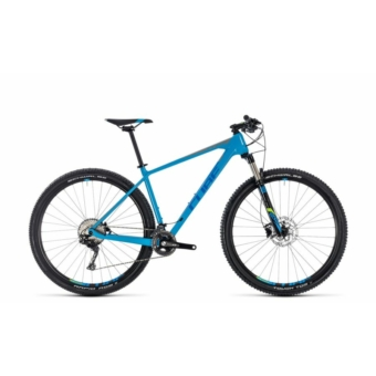 "CUBE REACTION C:62 BLUE´N´GREY 2018 29"" MTB Kerékpár"