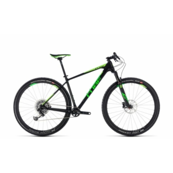 "CUBE REACTION C:62 EAGLE CARBON´N´GREEN 2018 29"" MTB Kerékpár"
