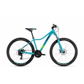 """CUBE ACCESS WS AQUA´N´GREEN 2018 27,5"""" és 29"""" Női MTB Kerékpár"""