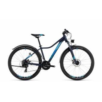 """CUBE ACCESS WS ALLROAD BLUE´N AQUA 2018  27,5"""" Női MTB Kerékpár"""