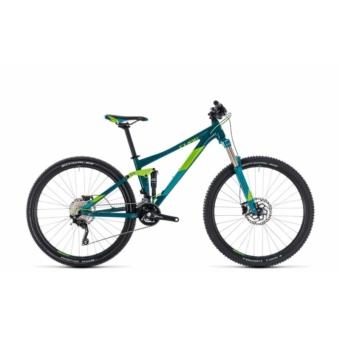 CUBE STING WS 120 2018 Női Összteleszkópos kerékpár