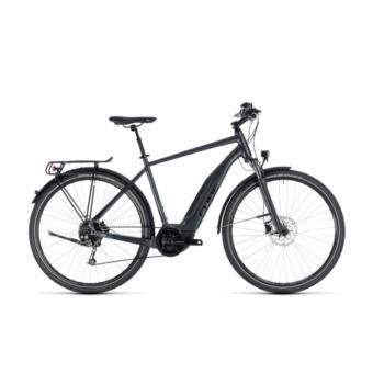 CUBE TOURING HYBRID ONE 500 IRIDIUM´N´BLACK 2018 Elektromos Kerékpár