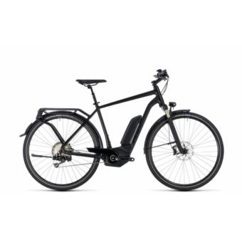 CUBE KATHMANDU HYBRID SL 500 BLACK EDITION 2018 Elektromos Kerékpár