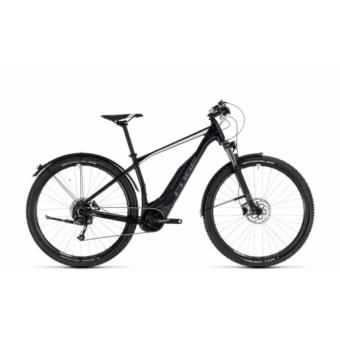 CUBE ACID HYBRID ONE ALLROAD 500 29 BLACK´N´WHITE 2018 Elektromos Kerékpár