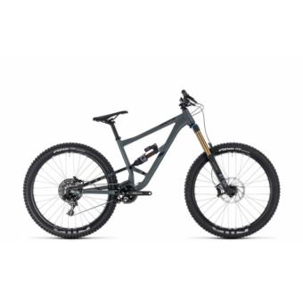 """CUBE HANZZ 190 TM 2018 27,5"""" Összteleszkópos MTB Kerékpár"""