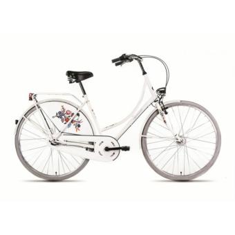 Gepida Amsterdam 'Kalocsai' 2018 Városi kerékpár