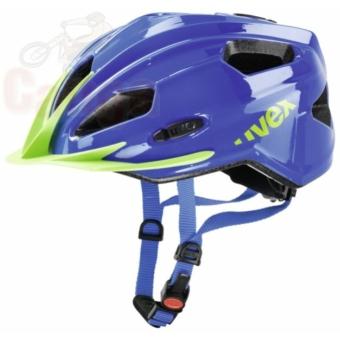 Uvex Quatro Junior blue-green bukósisak